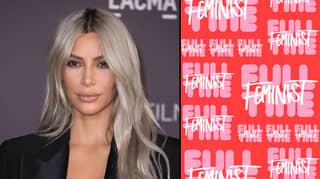 Kim Kardashian Is Slammed Online For Releasing 'Feminist' Emoji Range