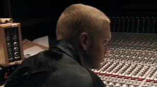 Rare Footage Shows Eminem And Dr Dre In The Studio For The First Time