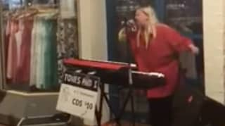 Footage Emerges Of Tones And I Singing 'Dance Monkey' As A Busker Before She Was Famous