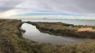 UK's Creepy Deadman's Island Full Of Human Remains