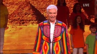Phil Schofield Amazes Viewers With His Singing On Saturday Night Takeaway