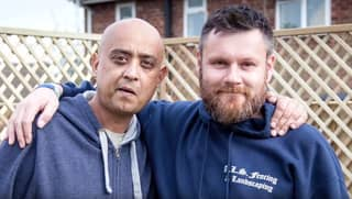 Boss Goes The Extra Mile And Builds Employee His Dream Home After He Is Diagnosed With Terminal Cancer