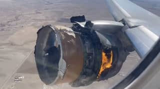 Boeing 777s Banned From Flying Over UK After Denver Plane Fire