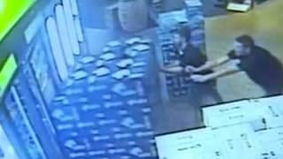 Bottle Shop Staff Use Pallet Of Beer To Trap Would-Be Thieves In Cold Room
