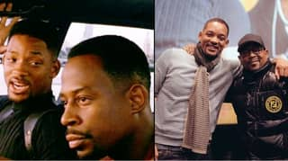 Will Smith And Martin Lawrence To Start Filming 'Bad Boys 3' Tomorrow