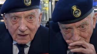World War II Veteran Offers His Verdict On 'Dunkirk'