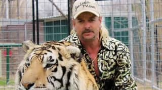 Joe Exotic Wants Brad Pitt Or David Spade To Play Him In A Movie About His Life