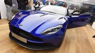 Man Charged After Taking Aston Martin From Factory With Faulty Gates