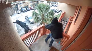 Resident Shoots At Three Armed Intruders Who Break Into His Home