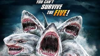 5-Headed Shark Attack Is Now Available To Watch On Amazon Prime