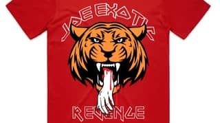 Tiger King's Joe Exotic Collaborates With Designer On 'Revenge' Clothing Line