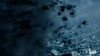 First Trailer For Film About Spiders Inside A Tornado Has Dropped