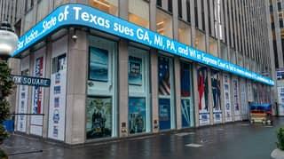 Voting Machine Company Sues Fox And Giuliani For $2.7 Billion