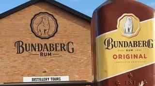 Bundaberg Rum Distillery Is Helping Produce 500,000 Bottles Of Hand Sanitiser