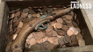 Man Sets Up Real Treasure Hunt For His Nephew After Finding Haul Of Old Coins
