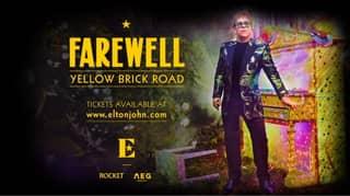 Elton John World Tour Dates & Details Have Just Been Announced