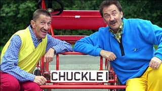 Paul Chuckle Calls For ChuckleVision Reruns To Cheer People Up In Lockdown