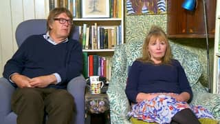 Gogglebox's Mary Reveals Why She And Giles Call Each Other 'Nutty'