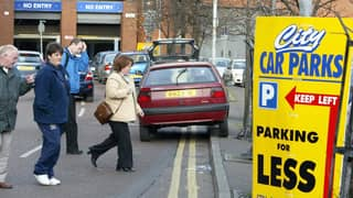 Drivers In The UK Could Soon Be Fined For Parking On Pavements