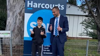 Eight-Year-Old Buys Five Properties At Sydney Auction For More Than £500,000