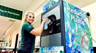 Morrisons Introduces Plastic Bottle Reverse Vending Machines In New Trial