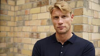 Freddie Flintoff Praised For Opening Up About Eating Disorder