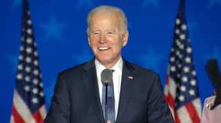 Joe Biden Wins Swing State Wisconsin In US Election