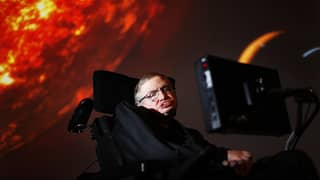 Professor Stephen Hawking Said He Did Not Fear Death