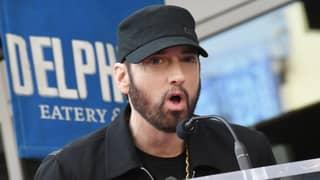 Eminem Says Fame Has Always Felt Like He's In Quarantine