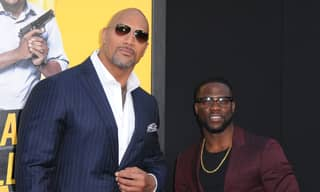 WATCH: Dwayne 'The Rock' Johnson and Kevin Hart Do Epic Impersonations Of Each Other