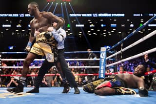 Deontay Wilder Tells Anthony Joshua: 'I Declare War Upon You' Following Win Against Bermane Stiverne