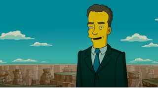 ​Fans Think The Simpsons Predicted Tom Hanks Hosting Biden's Inauguration Special