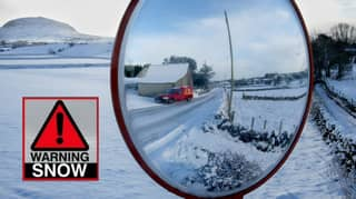 Met Office: Severe Weather Warnings For Ice, Snow and Heavy Rain in UK