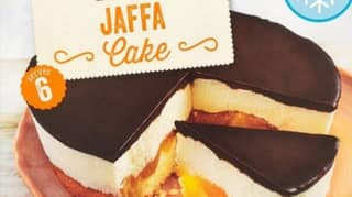 Tesco Is Selling A Massive Jaffa Cake Dessert For Only £1.50