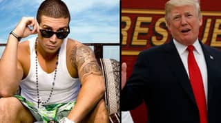 Vinny From 'Jersey Shore' Just Tried To Explain Climate Change To Donald Trump
