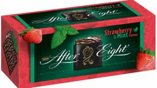 B&M Is Selling Strawberry And Mint After Eights That Sound Perfect For Summer