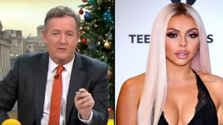 Piers Morgan Blasts 'Stupid' Little Mix Star Jesy Nelson For Controversial Gun Tattoo