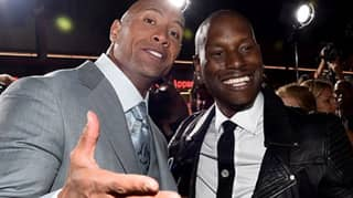 Tyrese Gibson Seems To Be Developing Some Sort Of Beef With The Rock