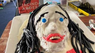 TV Presenter 'Deeply Sorry' For Trying To Recreate Jacinda Ardern In Cake Form