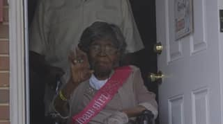 Oldest Person In The US Celebrates Her 116th Birthday