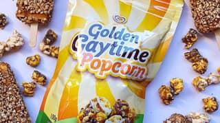 Golden Gaytime Popcorn Has Landed In Australia