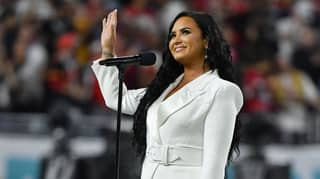 Demi Lovato Claims To Have Been Communicating With Aliens