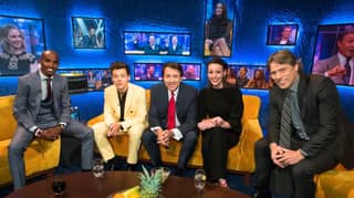 Jonathan Ross And John Bishop Attempted Planking And It Was Hilarious