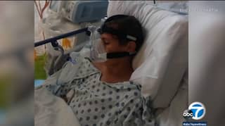 Boy Left Fighting For His Life After Becoming Hooked On Vaping