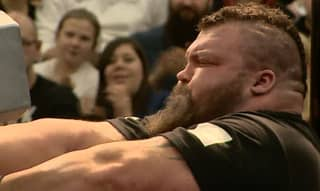 Is Eddie Hall Risking His Life To Be The World's Strongest Man?