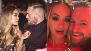 Rita Ora And Conor McGregor Spark Huge Rumours After Night Together