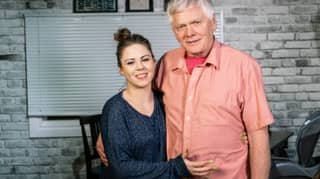 Couple With 45-Year Age Gap Defend Their Relationship Despite Backlash From Family