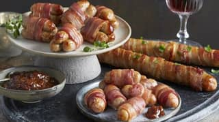Aldi Is Launching A Foot-Long Pig In Blanket This Christmas