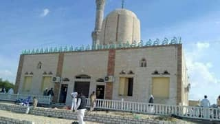 At Least 235 Killed In Terror Attack At Mosque In Egypt