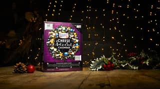 The Cheese Advent Calendar Is Back For 2020